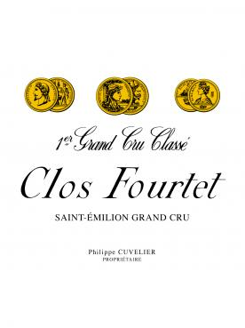 Clos Fourtet  2012 ボトル(75cl)