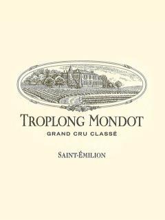 シャトー・トロプロン・モンド 1989 ボトル(75cl)