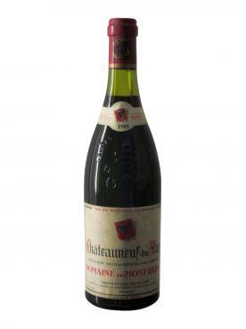 シャトーヌフ・デュ・パップ シャトー・モン・ルドン 1985 ボトル(75cl)