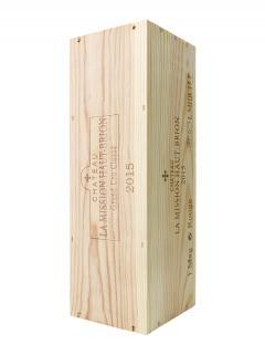 シャトー・ラミッション・オー・ブリオン 2015 マグナム一本入、産地木製ケース入(1x150cl)