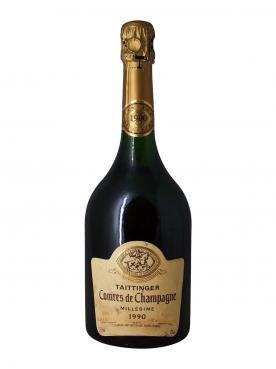 シャンパーニュ テタンジェ コント・ドゥ・シャンパーニュ ブラン・ドゥ・ブラン ブリュット 1990 ボトル(75cl)