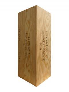 ラ・シャペル・ドゥラ・ミッション・オブリオン 2015 アンペリアル一本入、産地木製ケース入(1x600cl)
