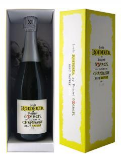 シャンパーニュ ルイ・ロデレール フィリップ・スタルク版 2009 ボトル(75cl)