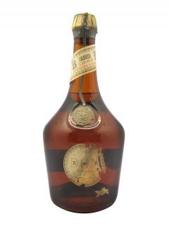 ベネディクティーヌ株式会社 ベネディクティン(フランス産のブランデーをベースとするリキュール)とD.O.Mブランデー 1940年代 ボトル(70cl)