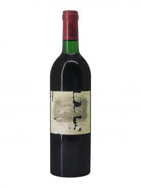 シャトー・ラフィット・ロッチルド 1982 ボトル(75cl)