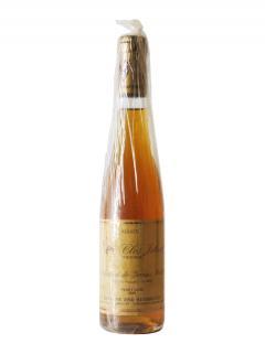 ピノグリ クロ・ジュサル セレクション・ドゥ・グレン・ノーブル(大切に栽培され念入りに手で収穫されるブドウの選択、と言う意味のAOP保護原産地呼称) ドメーヌ・ジンド・フンブレヒト 2001 ハーフボトル(37.5cl)