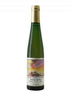 ゲヴュルツトラミネール グラン・クリュ ツィンコフレ セレクション・ドゥ・グレン・ノーブル(大切に栽培され念入りに手で収穫されるブドウの選択、と言う意味のAOP保護原産地呼称) セピ・ランドマン 1988 ハーフボトル(37.5cl)