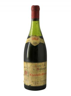 シャンボール・ミュジニー ジョセフ・ドゥルアン 1945 ボトル(75cl)
