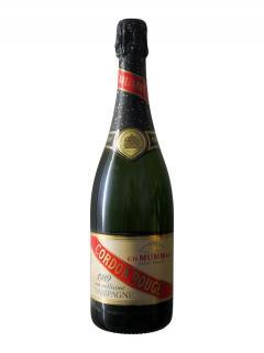 シャンパーニュ マム コルドン・ルージュ ブリュット 1989 ボトル(75cl)