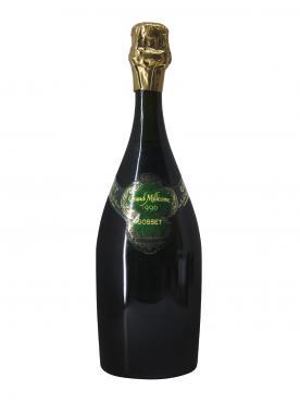 シャンパーニュ ゴセ グラン・ミレジム ブリュット 1996 ボトル(75cl)