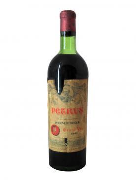ペトリュス 1943 ボトル(75cl)