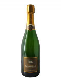 シャンパーニュ フランク・ボンヴィル 改めて発見されたミレジム ブラン・ドゥ・ブラン ブリュット グラン・クリュ 2005 ボトル(75cl)
