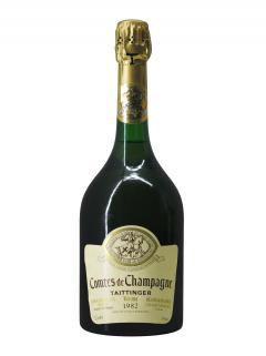 シャンパーニュ テタンジェ コント・ドゥ・シャンパーニュ ブラン・ドゥ・ブラン ブリュット 1982 ボトル(75cl)