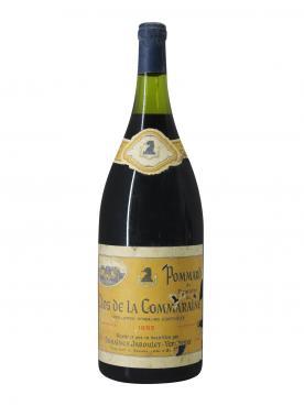 ポマール 第1級クリュ クロ・ド・ラ・コンマレンヌ(Clos de la Commaraine) ドメーヌ・ジャブレ・ヴェルシェール 1985 マグナム(150cl)