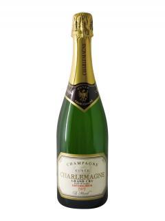 シャンパーニュ ギィ・シャルルマーニュ キュヴェ・シャルルマーニュ - レ・クルメ ブラン・ドゥ・ブラン グラン・クリュ 2012 ボトル(75cl)