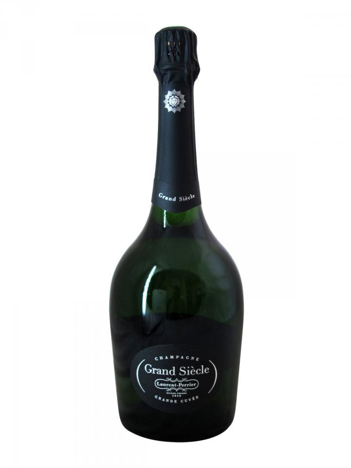 シャンパーニュ ローラン・ペリエ グラン・シエークル ブリュット ミレジメなし ボトル(75cl)
