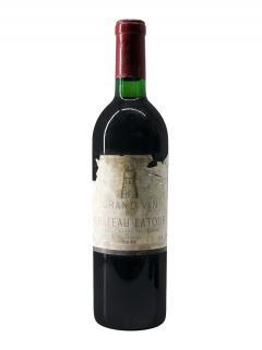 シャトー・ラトゥール 1971 ボトル(75cl)