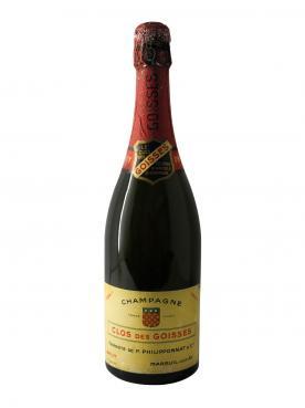 シャンパーニュ フィリポナ クロ・デ・ゴワース ブリュット 1947 ボトル(75cl)