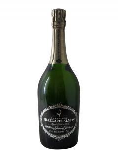 シャンパーニュ ビユカール・サルモン キュヴェ・ニコラ・フランソワ・ビユカール ブリュット 2000 ボトル(75cl)