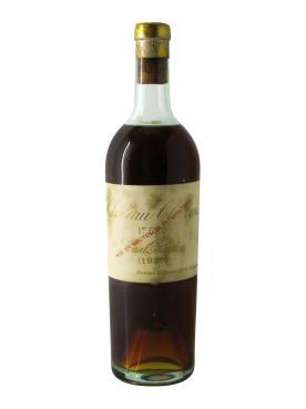 シャトー・クリメン 1927 ボトル(75cl)
