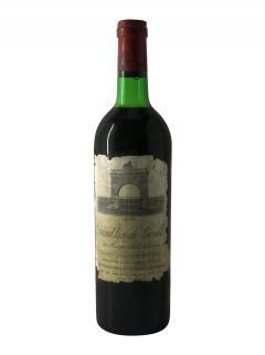 シャトー・レオヴィル・ラス・カセス 1975 ボトル(75cl)