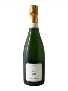 シャンパーニュ フランク・ボンヴィル ピュア・オジェ ブラン・ドゥ・ブラン グラン・クリュ 2012 ボトル(75cl)