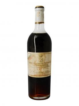 シャトー・ラフォリ・ぺラゲ 1928 ボトル(75cl)