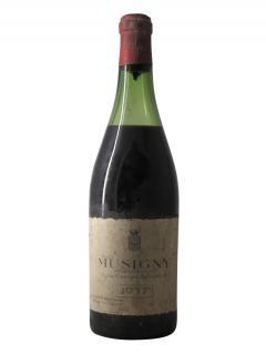 ミュジニー グラン・クリュ ドメーヌ・コント・ドゥ・ヴォーグ 1937 ボトル(75cl)