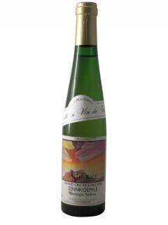 リースリング グラン・クリュ ツィンコフレ アイスワインの晩期ヴァンダンジュ(ブドウの果実の収穫) セピ・ランドマン 1990 ハーフボトル(37.5cl)