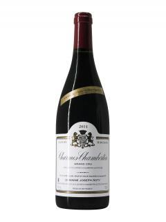 シャルム・シャンベルタン グラン・クリュ ドメーヌ・ジョセフ・ロティ 特別に長い歴史を持つワイン生産業者のキュヴェ 2014 ボトル(75cl)
