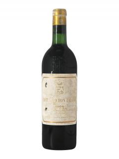 シャトー・ピション・ロングヴィル、ラランド伯爵夫人 1966 ボトル(75cl)