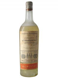 アニゼット 非常に繊細 メゾン J,-Hré セクレスタ・エネ 1930年代 ボトル(100cl)