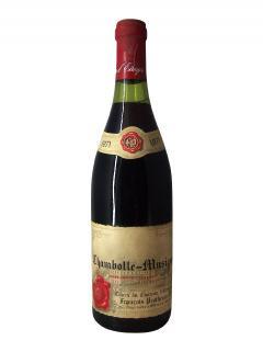 シャンボール・ミュジニー フランソワ・プロトー 1971 ボトル(75cl)
