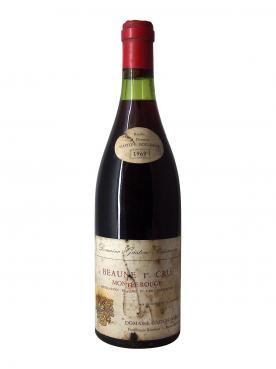 ボーヌ 第1級クリュ モンテ・ルージュ ドメーヌ・ガストン・ボワゾー 1969 ボトル(75cl)