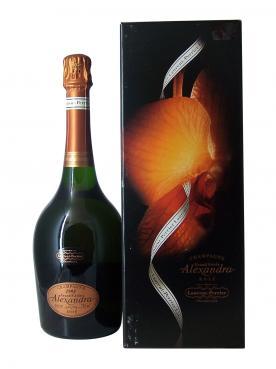 シャンパーニュ ローラン・ペリエ グラン・シエークル・アレクサンドラ ロゼ ブリュット 1998 ボトル1本入ボックス(70cl)