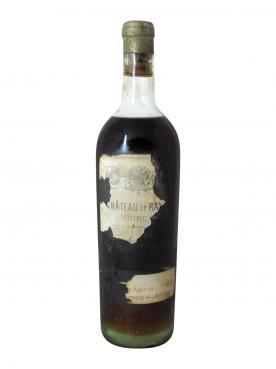 レーヌ・ヴィンヨーのシャトー 1920 ボトル(75cl)