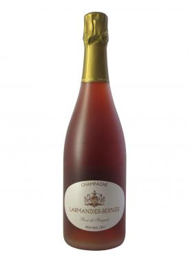 シャンパーニュ ラルマンディエ・ベルニエ ロゼ・ドゥ・セニエ(赤ワイン用キュヴェから作られるロゼ) エキストラ・ブリュット 第1級クリュ ミレジメなし ボトル(75cl)
