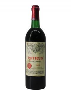 ペトリュス 1975 ボトル(75cl)