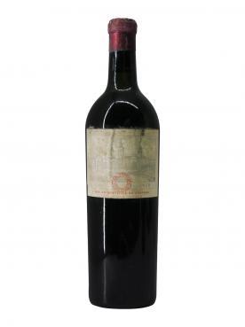 シャトー・コス・デストゥールネル 1928 ボトル(75cl)