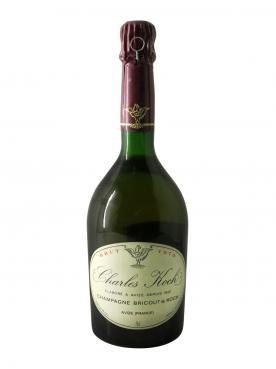 シャンパーニュ ブリク&Co. シャルル・コック ブリュット 1973 ボトル(75cl)