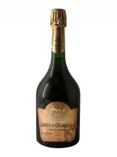 シャンパーニュ テタンジェ コント・ドゥ・シャンパーニュ ロゼ ブリュット 1985 ボトル(75cl)