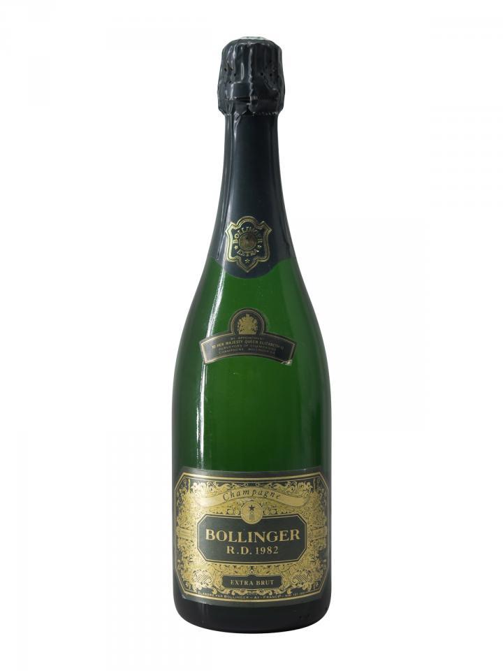 シャンパーニュ ボランジェ R.D. ブリュット 1982 ボトル(75cl)