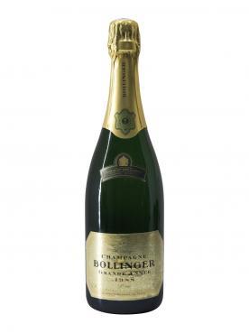 シャンパーニュ ボランジェ ラ・グランタネ ブリュット 1988 ボトル(75cl)