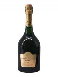 シャンパーニュ テタンジェ コント・ドゥ・シャンパーニュ ロゼ ブリュット 1996 ボトル(75cl)