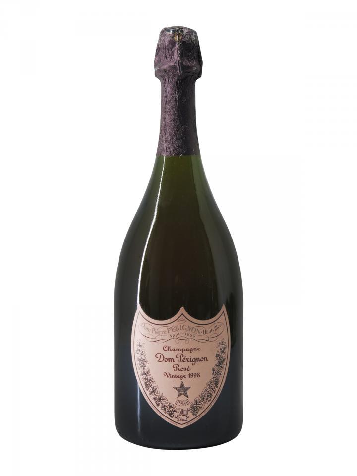 シャンパーニュ モエ&シャンドン ドムペリニヨン ロゼ ブリュット 1998 ボトル(75cl)
