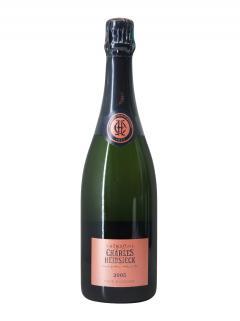 シャンパーニュ シャルル・ エドシック ロゼ ブリュット 2005 ボトル(75cl)