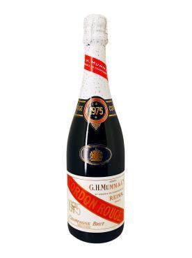 シャンパーニュ マム コルドン・ルージュ ブリュット 1975 ボトル(75cl)