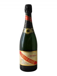 シャンパーニュ マム コルドン・ルージュ ブリュット 1995 ボトル(75cl)