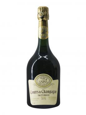シャンパーニュ テタンジェ コント・ドゥ・シャンパーニュ ブラン・ドゥ・ブラン ブリュット 1979 ボトル(75cl)