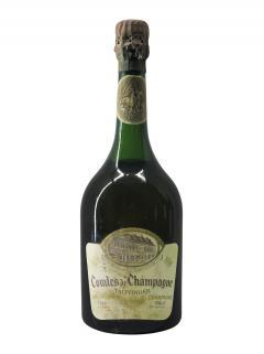シャンパーニュ テタンジェ コント・ドゥ・シャンパーニュ ブラン・ドゥ・ブラン ブリュット 1966 ボトル(75cl)